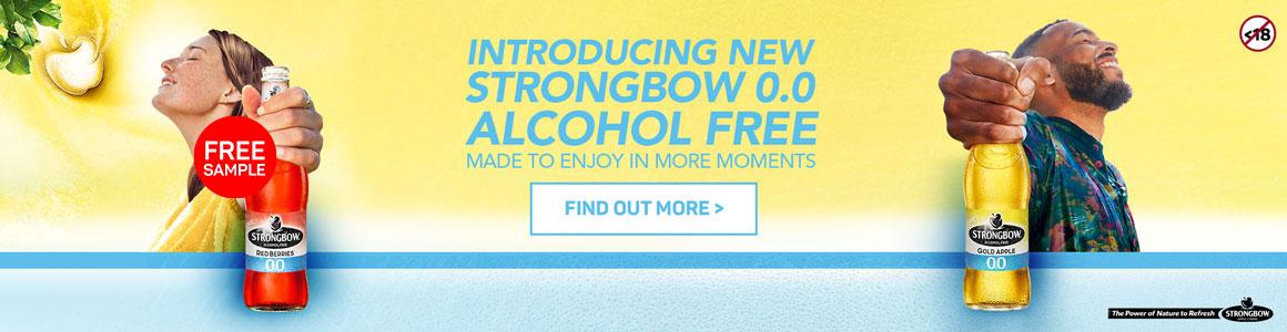 Strongbow Non Alcoholic