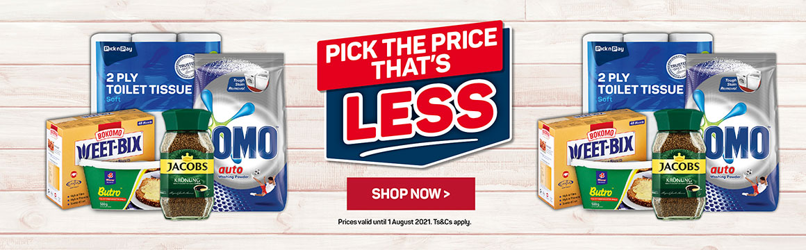 Pick the Price thats less. Shop now