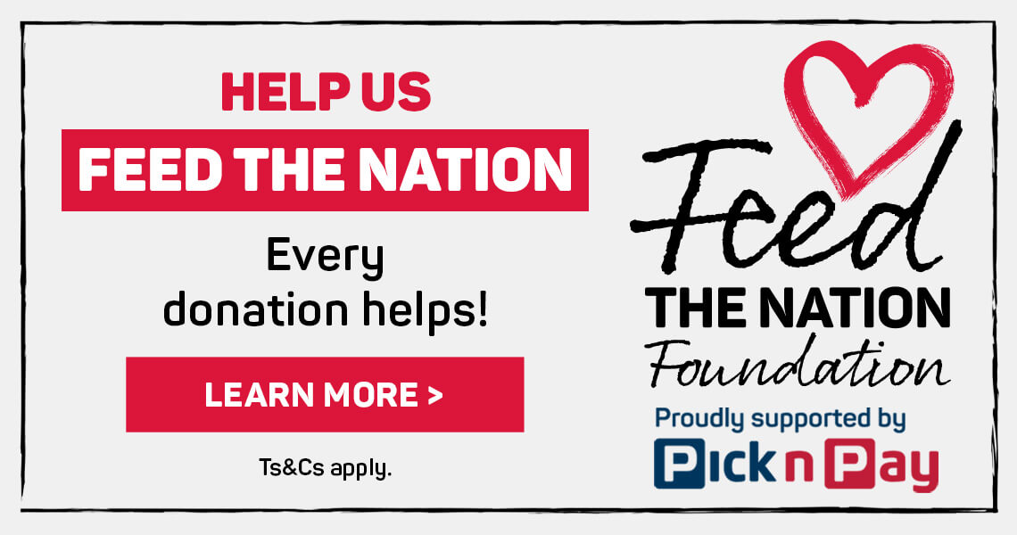 Help us Feed the Nation. Learn more >