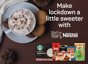 Nestle lockdown